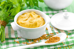 Mustard Royalty Free Stock Photo