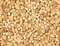 Mustard Seeds & Fenugreek royalty free stock photos