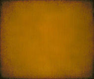Mustard yellow painted ribbed canvas background Royalty Free Stock Images