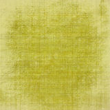 Mustard yellow textured background Stock Photography