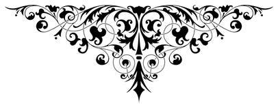 Muster 13 stock abbildung