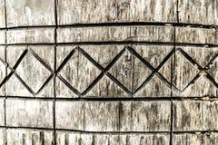 Muster auf dem Holz Stockfotografie
