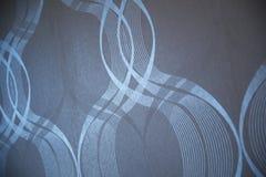 Muster auf der Wand Lizenzfreies Stockfoto