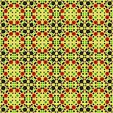 Muster auf einem hellen Hintergrund für dekoratives Design, das immer modern ist stockfoto