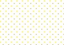 Muster-Beschaffenheitshintergrund der kleinen Sterne Lizenzfreies Stockfoto