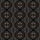 Muster-Beschaffenheitshintergrund nahtlosen abtract Vektors Stammes- Lizenzfreie Stockfotografie