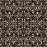 Muster-Beschaffenheitshintergrund nahtlosen abtract Vektors Stammes- Stockfotos