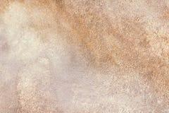 Muster-Beschaffenheitszusammenfassung der alten braunen Trommel lederne für Hintergrund lizenzfreies stockfoto