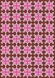 Muster c1 Lizenzfreie Abbildung