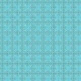 Muster cyan-blau Lizenzfreie Stockfotos