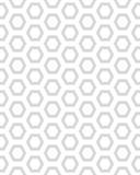 Muster der grauen Bienenwabe Stockbilder