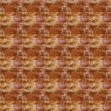 Muster der Oberfläche des alten Wandbrauns Stockbilder