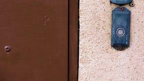 Muster der Tür und System für das Öffnen stockbild