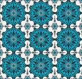 Muster in der türkischen Art Stockfotografie