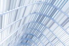 Muster des Dachs, grauer Farbton Architektur, abstraktes backgro Stockbild