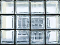 Muster des Glases Stockfoto