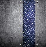 Muster des Metallhintergrundes Stockbilder