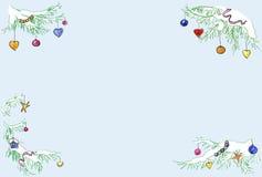 Muster des neuen Jahres Stockbilder