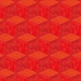 Muster des Rotes berechnet des Hintergrundes Stockbilder