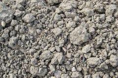 Muster des trockenen Bodens Lizenzfreie Stockbilder