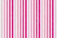 Muster des vertikalen Streifens im rote Farbton Lizenzfreie Stockfotografie