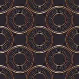 Muster-Designschablone des Vektors nahtlose Stockfotografie