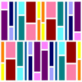 Muster-Fliese Lizenzfreie Stockfotografie