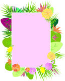 Muster flowers Lizenzfreie Stockbilder