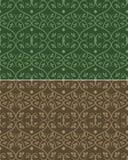 Muster foilage Blatt Stockfoto