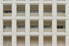Muster-Gebäude Lizenzfreie Stockfotos