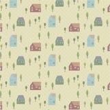Muster houss Stockbilder