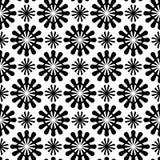 Muster-Illustrationsvektor Ikat ethnischer nahtloser vektor abbildung