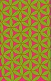 Muster mit Blumen Lizenzfreie Stockfotografie