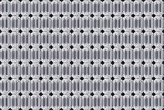 Muster mit Diamanten lizenzfreie stockfotografie