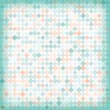 Nahtloses Muster mit kleinen Stellen Lizenzfreie Stockfotos