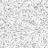 Muster mit grauen Punkten lizenzfreies stockbild