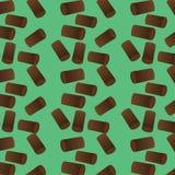 Muster mit Holz Lizenzfreie Stockbilder