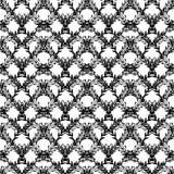 Muster mit Niederlassungen vektor abbildung