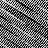 Muster mit optischer Illusion entziehen Sie Hintergrund Abbildung 3D vektor abbildung