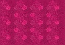 Muster mit Rosen Stockfoto