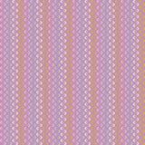 Muster mit Streifen und Quadraten Stockbilder