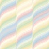 Muster mit Wellen und Streifen Stockfotos