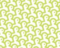 Muster N 1 Vektor Abbildung
