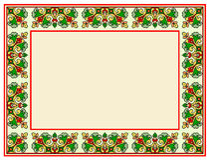 Muster, populäres Motiv, regelmäßiges Motiv, Tischdecke, Bild Lizenzfreie Stockbilder