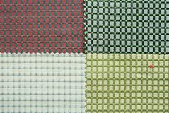 Muster stripes Gewebehintergrund Lizenzfreie Stockfotografie