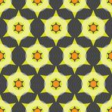 Muster-Vektorfliese der Verzierung bunte Lizenzfreie Stockfotografie