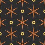 Muster-Vektorfliese der Verzierung bunte Stockfotografie