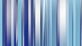 Muster von blauen Farbstreifenprismen entziehen Sie Hintergrund Stockbilder