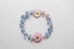 Muster von Blumen Lizenzfreie Stockfotografie