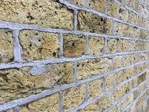 Muster von brickwall Lizenzfreie Stockbilder